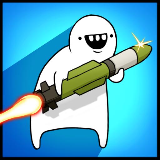 تحميل لعبه Missile Dude RPG v52 مهكره وجاهزه للاندرويد