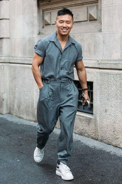 Macacão Worker Masculino