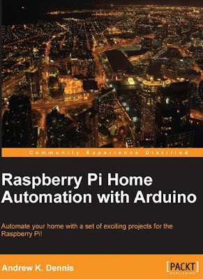 Libro PDF: Raspberry Pi Home Automation with Arduino
