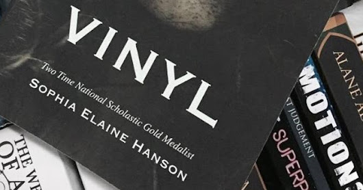 BOOKREVIEW: Vinyl by Sophia Elaine Hanson