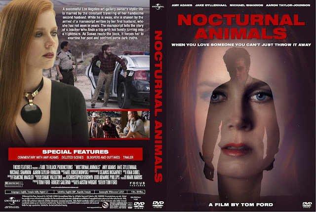Nocturnal Animals DVD Cover