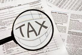 Thủ tục, hồ sơ nộp báo thuế năm 2015