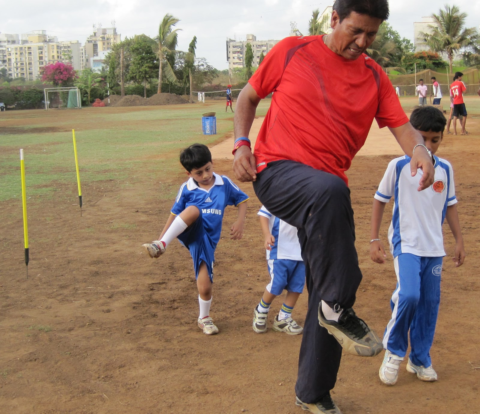 Indian Tigers Football Academy: Indian Tigers Junior Tigers