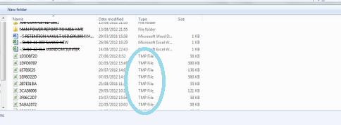 Ayo Pakai Ide: File menjadi TMP