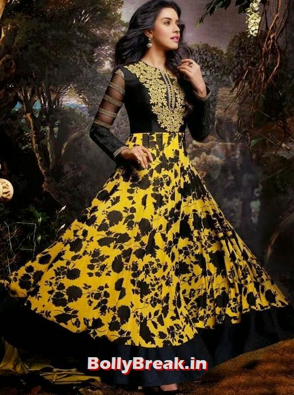 , Asin Photoshoot Pics in anarkali Churidaar‎