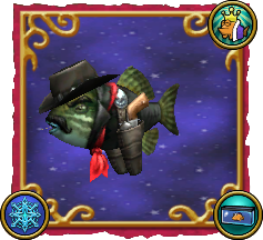 Wizard101 Fishing Dragonspyre Fish Sam Bass
