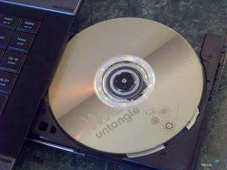 كيف تقوم بفرمتة السيديات cd أو dvd لتضع عليها ملفات أخرى جديدة