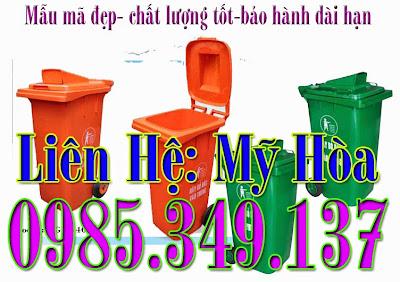 Thùng -rác -nhựa -120 lít