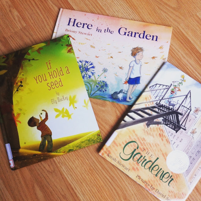 Gardening With Kids - Books for Inspiration