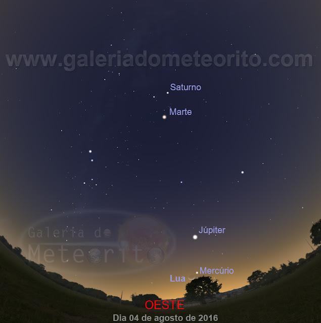 alinhamento de 5 planetas - parte 2