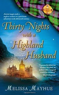 Resultado de imagen de 30 noches con un esposo Highlander - Melissa Mayhue
