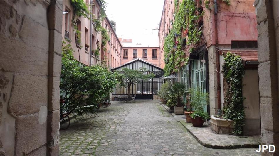 rue de charonne paris