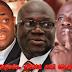 Bishop Kukah visits EFCC,prays for Obanikoro, Abati, Fani-Kayode