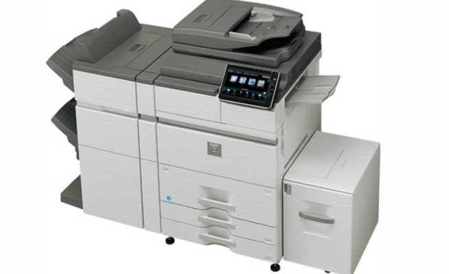 Sharp DX-C401 Printer PCL6 PS 64x