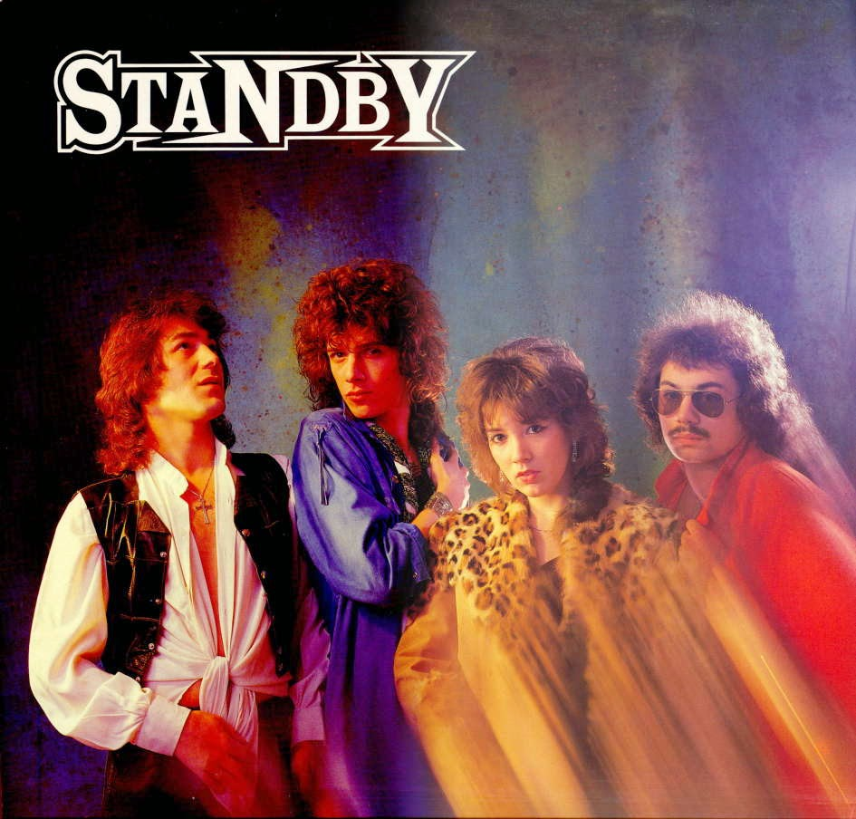 Stand By st 1985 aor melodic rock