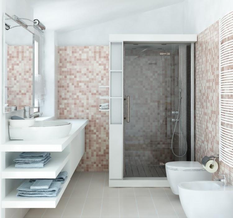 Arredamento e dintorni piastrelle bagno - Bagno e dintorni ...