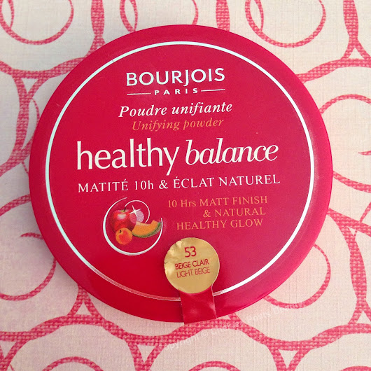 Bourjois Healthy Mix Healthy Balance Unifying Powder Review | Chelsea Posts Beauty Review