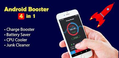 Android Booster - Cleaner Android Terbaik dengan Fitur Penghemat Baterai
