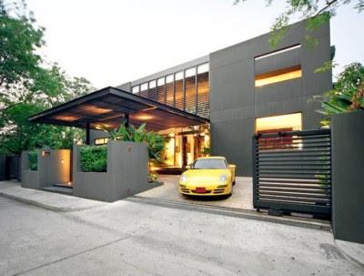 desain rumah minimalis modern kontemporer
