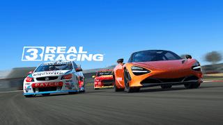 تحميل لعبة Real Racing 3 مهكرة شراء اي شئ مجانا للاندرويد