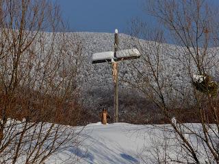 Синяк. Хрест на горі