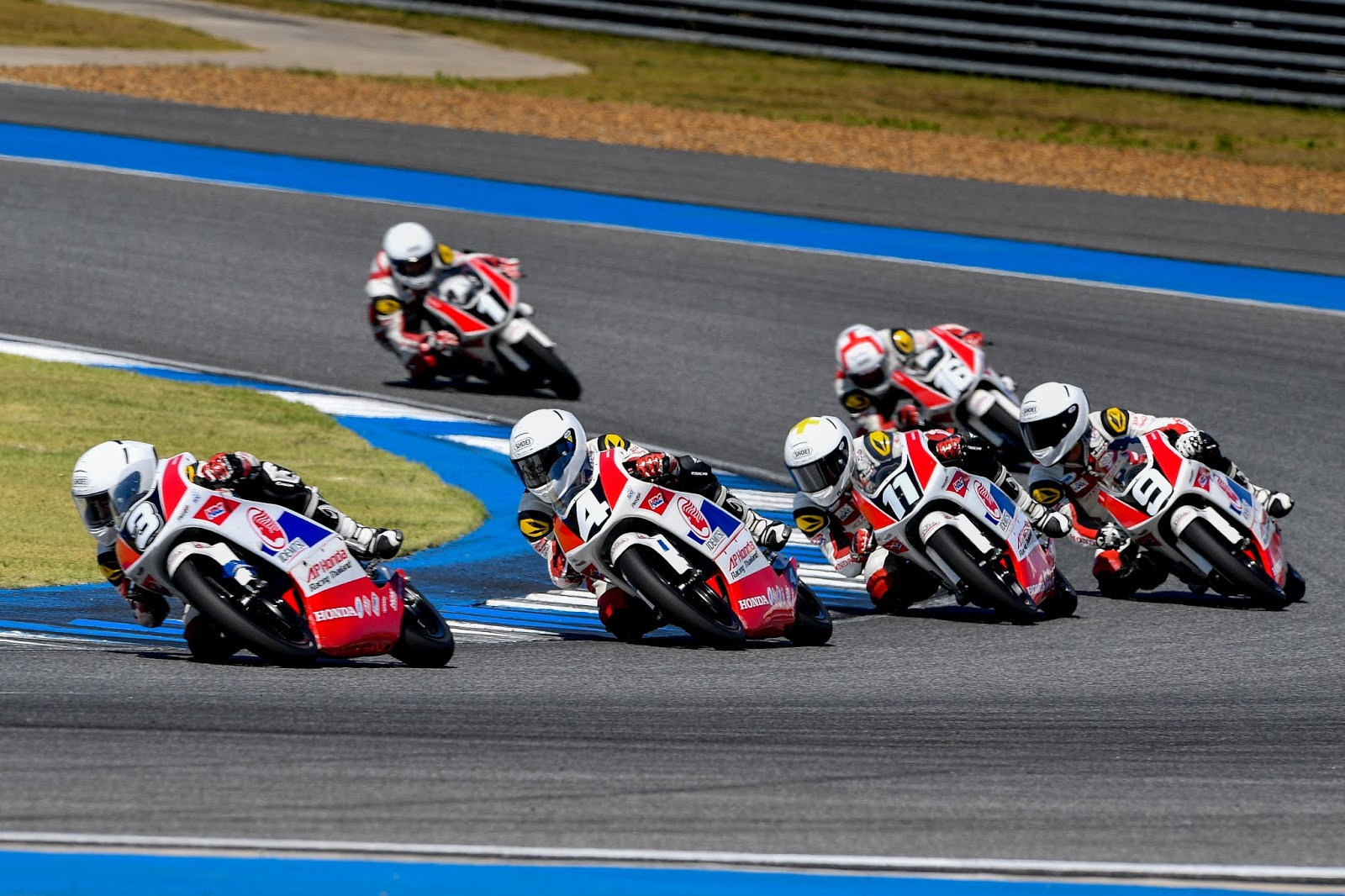 Honda Thailand Talent Cup Race2 Album
