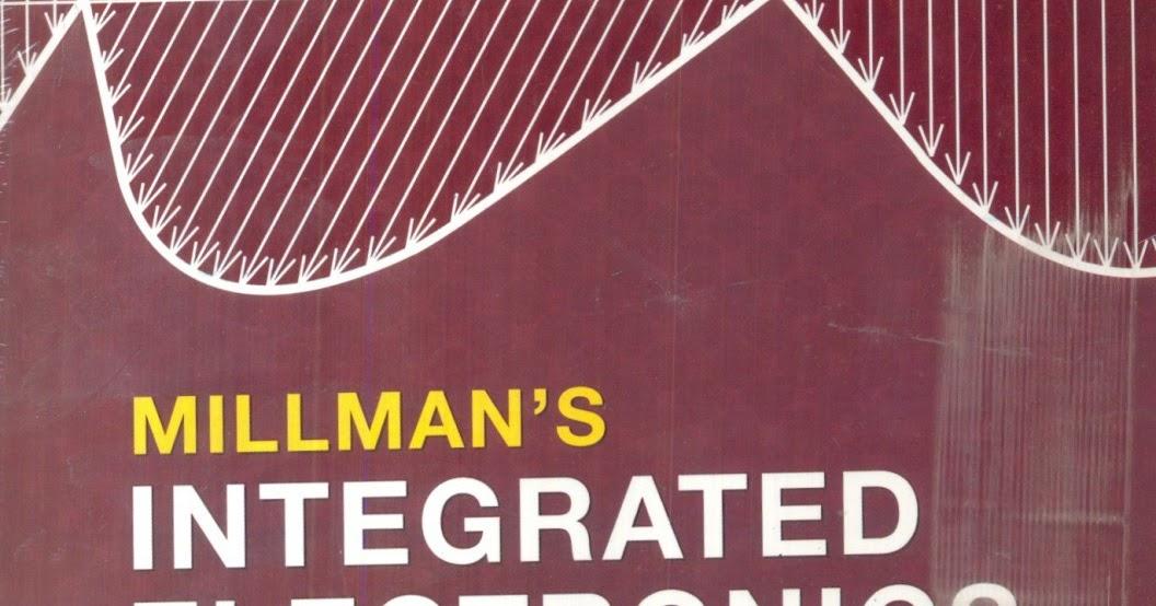 Millman Electronics Book