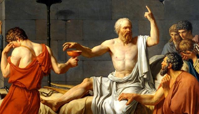 Ένας διάλογος Σωκράτη - Τσίπρα