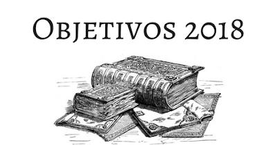Objetivos 2018 | #escribeleesueña2018