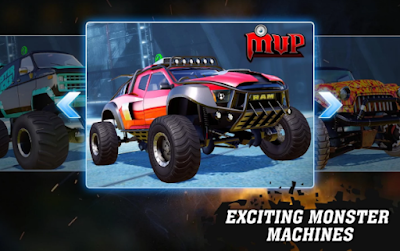 Monster Truck Racing MOD APK
