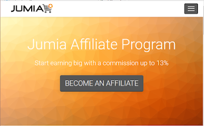 Make money with Jumia affiliate program