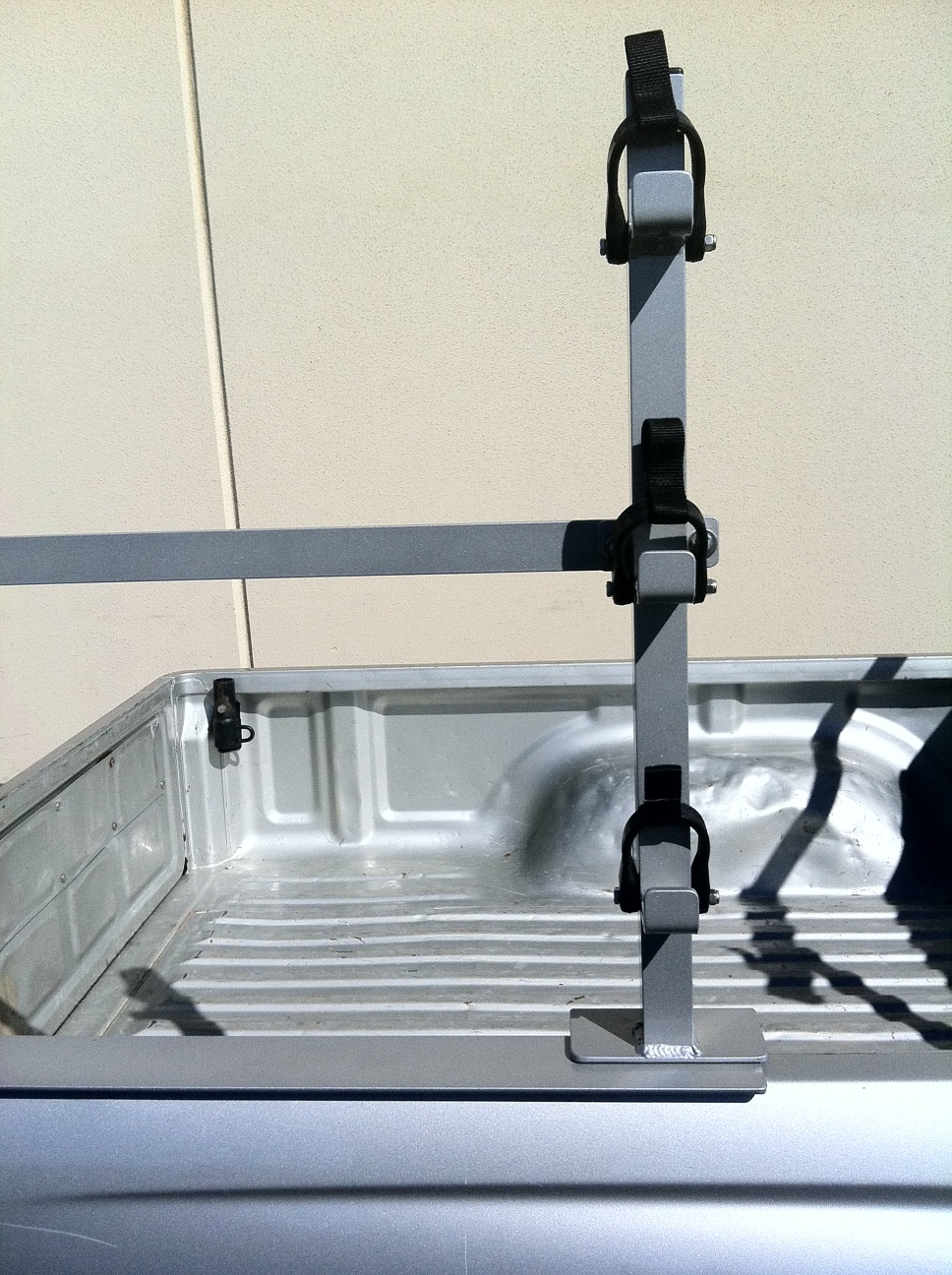 Rack-it Truck Racks: Custom Trimmer Rack Is A Handy Helper