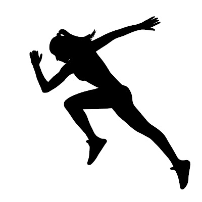 Silhouette, fit,run,gym,runner,workout,woman,dynamic,sprinter,training,energy,healthy, lifestyle,strength