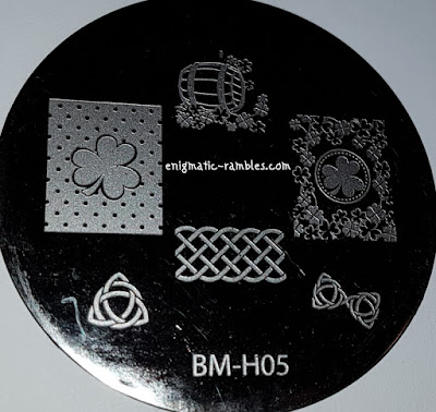 Stamping-Plate-Bundle-Monster-Holiday-Collection-H05-BMH05