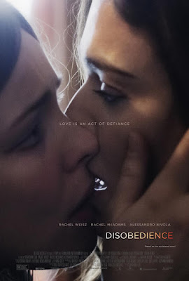 DISOBEDIENCE - Poster pelicula