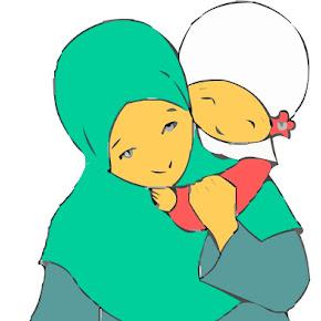 Mirzan Blog S 30 Trend Terbaru Gambar Kartun Ibu Dan Anak Perempuan Berhijab