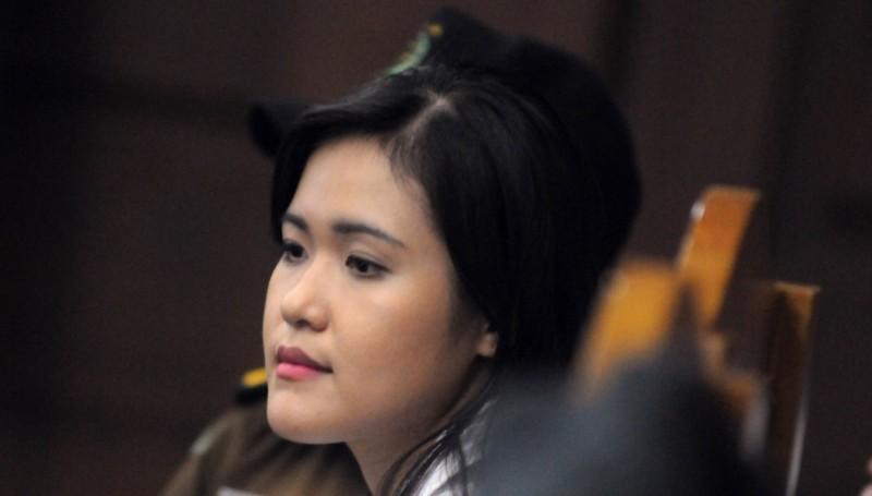 Jessica Kumala Wongso membantah dirinya lesbi