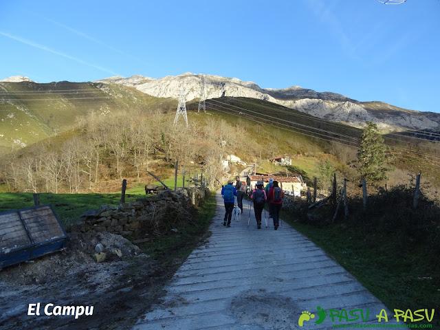 El Campu, Peñamellera Alta