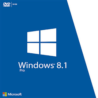 Windows 8.1 Pro X64 Januari 2017