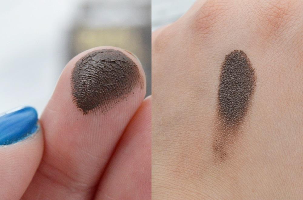 Pomada do brwi Delia Cosmetics dark brown