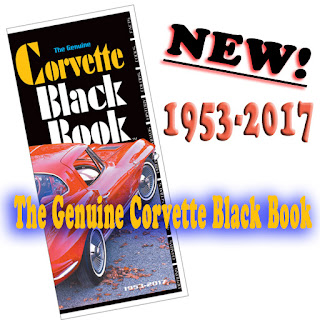 Corvette Black Book 1953-2017