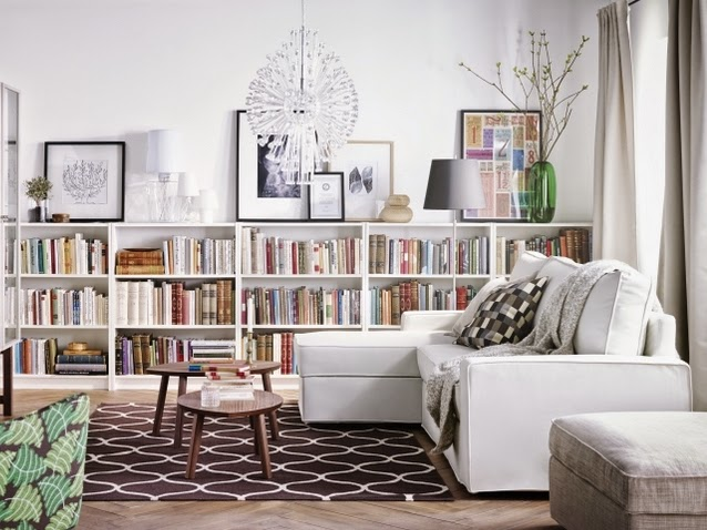 Appunti di casa atmosfera ikea 1 for Ikea stampe parete