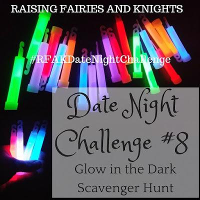 http://www.raisingfairiesandknights.com/date-challenge-glow-dark-hunt/