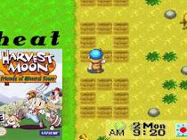 Cheat Harvest Moon GBA (Friends of Mineral Town) Terlengkap