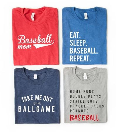 06ca68d6b Baseball Graphic Tees - Now $15.99 + Free Shipping (was $29.99)!
