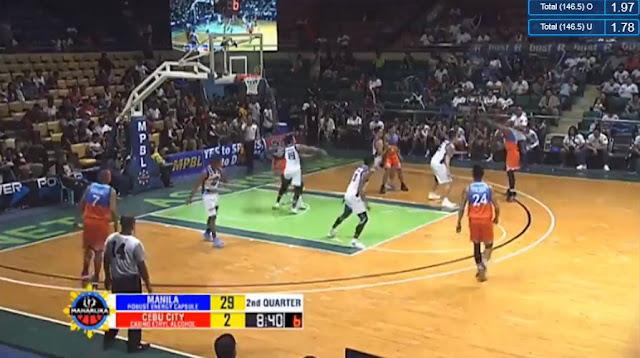 Livestream List: Manila vs Cebu July 24, 2018 MPBL Anta Datu Cup
