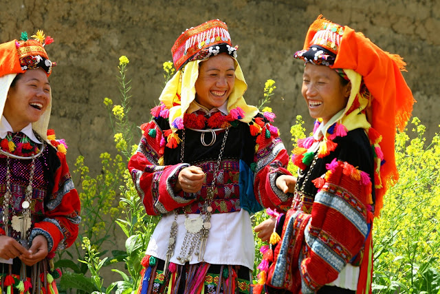 Simplicity of the ethnic minority in Sapa