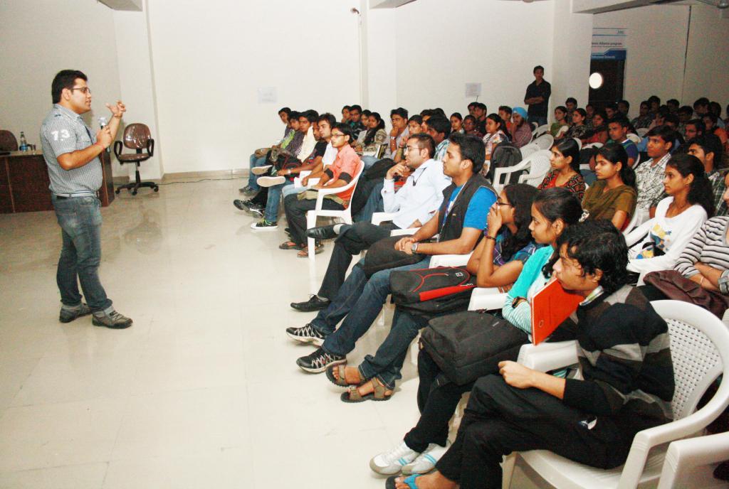 Lovely Professional University Lpu Alumni From Oracle Bengaluru