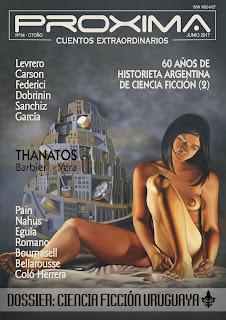 Salió PROXIMA 34 - OTOÑO (LATINOAMERICA: URUGUAY)