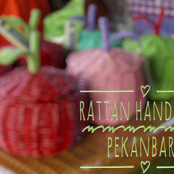 Rattan Handmade Pekanbaru | Custom Your Own Back To Nature